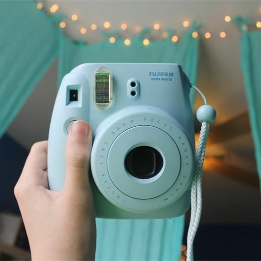 随心随拍 Fujifilm Instax Mini 9 拍立得相机