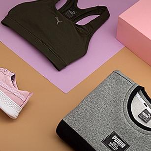 时尚运动品牌 Puma男女鞋履+服饰