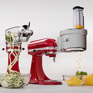 美国顶级厨房家电品牌 KitchenAid