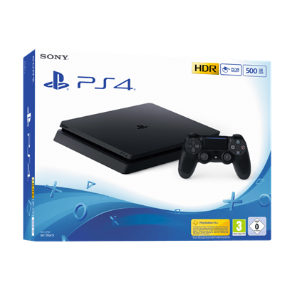 SONY PlayStation 4™ 500GB 极致黑
