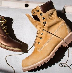 美国知名全球领先户外品牌 Timberland男女鞋履