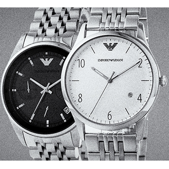 Emporio Armani 手表+眼镜