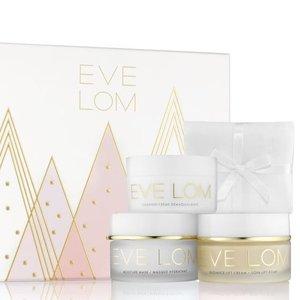 实力卸妆明星  价值148镑的Eve Lom三件套