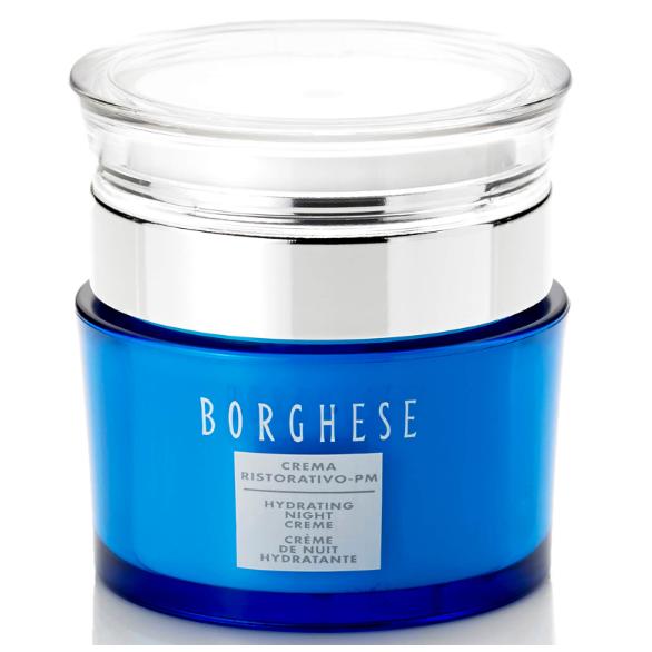 意大利护肤品牌Borghese 贝佳斯Ristorativo 24小时保湿晚霜