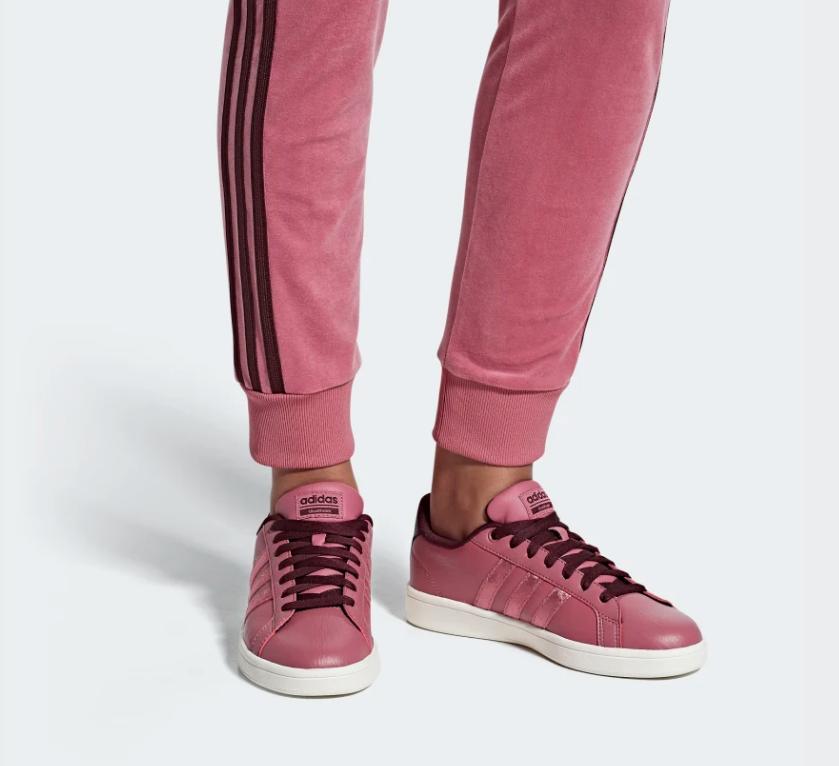 adidas 阿迪达斯 Cloudfoam Advantage 休闲运动鞋