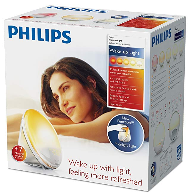 Philips HF3531/01 Wake-Up Light 唤醒灯