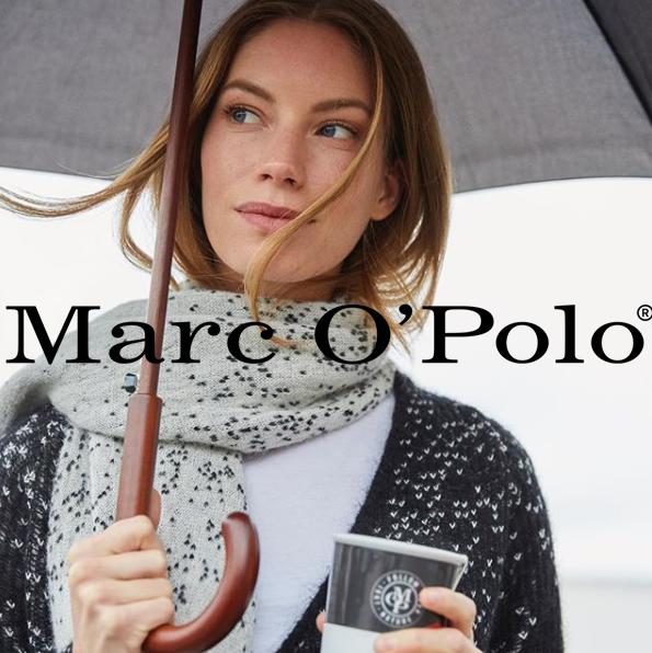 高端休闲范 Marc O'polo 男女服饰 鞋包配饰