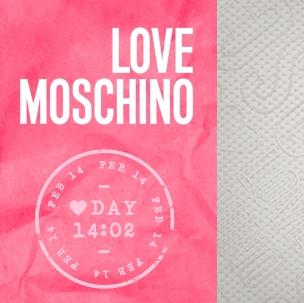 情人节送神马 时尚品牌love Moschino精选包包鞋子