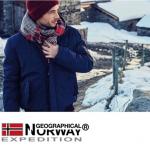 加拿大户外品牌 Geographical Norway 挪威地理