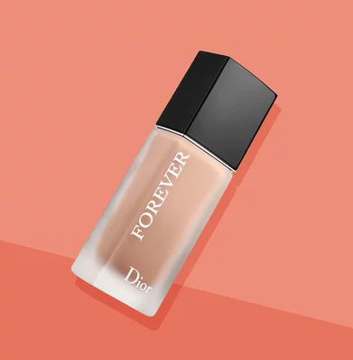 爆code!全站满99欧送23件赠品!2019升级款 Dior Forever凝脂光泽完美亲肤粉底