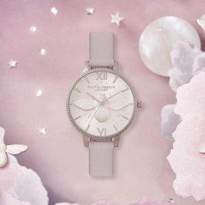 【直邮中国】复古清新腕表!Olivia Burton腕表饰品好价回归