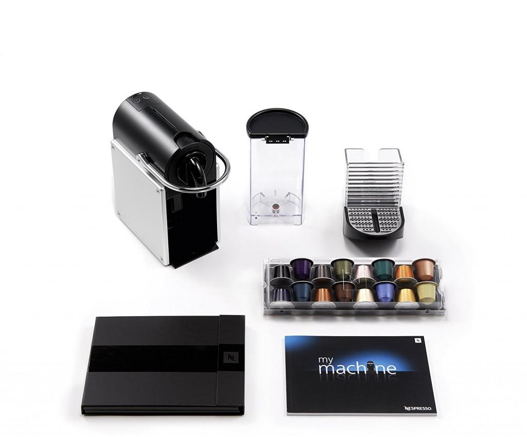 带你开启胶囊咖啡时代 DeLonghi 德龙 Pixie  Nespresso 胶囊咖啡机