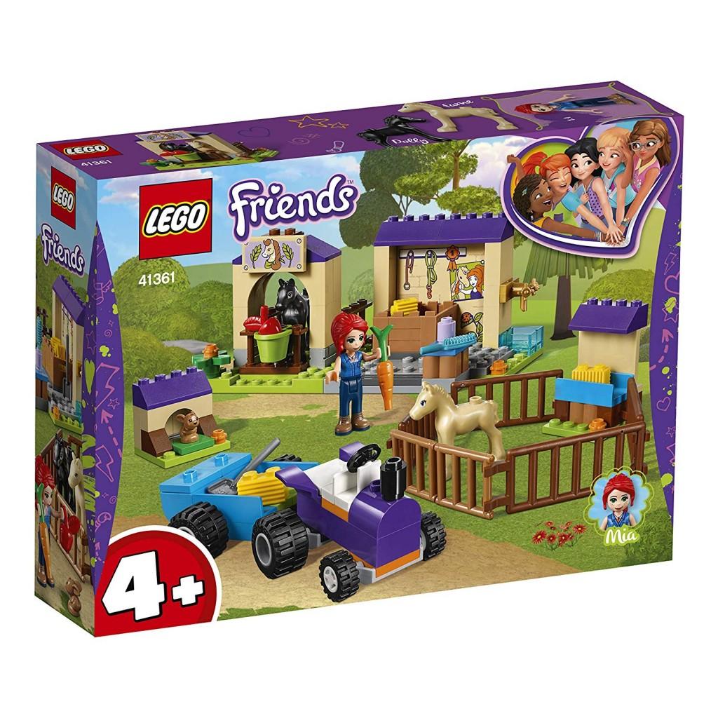 LEGO 好朋友Friends 米娅的林中马场