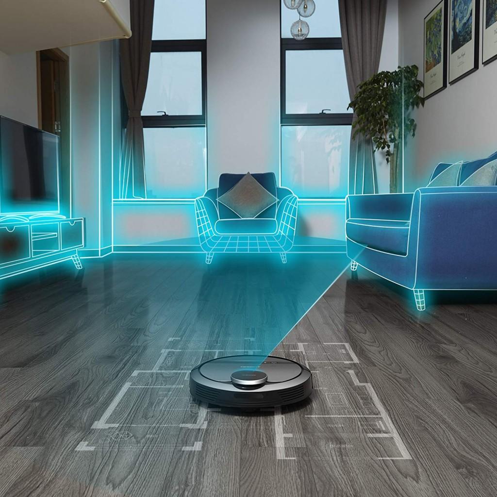 钟汉良代言的 Ecovacs Robotics Deebot 901 智能扫地机器人