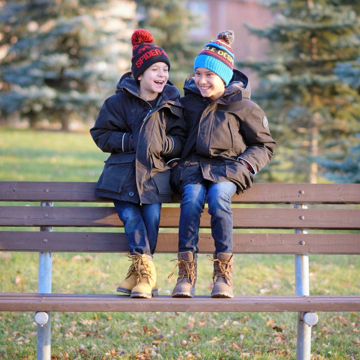 暖暖雪地靴不再畏惧严寒 Kamik儿童雪地靴