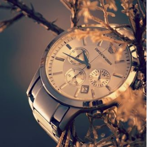 Armani阿玛尼经典男女奢侈腕表
