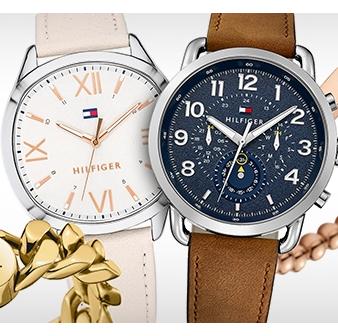 美国休闲领导品牌之一 Tommy Hilfiger 男女手表+配件
