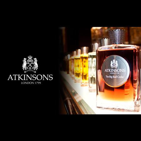 英国传奇香氛品牌 Atkinsons