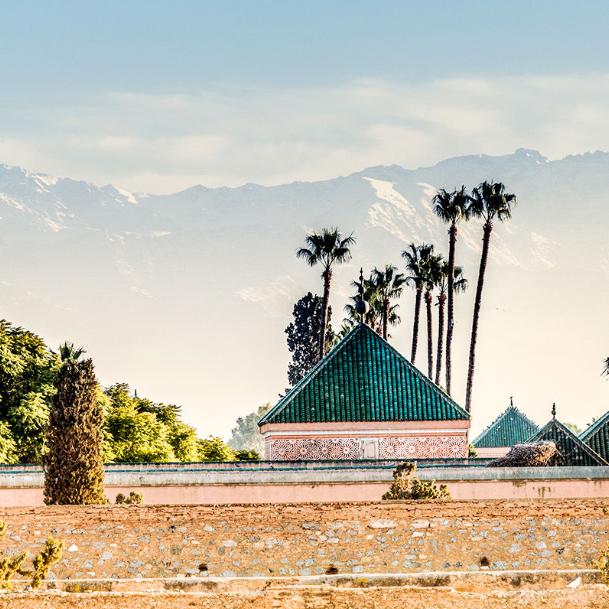 真的可以说走就走  想去摩洛哥的童鞋赶紧的