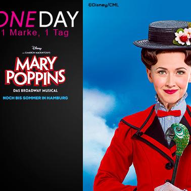 相聚夏日的汉堡 《欢乐满人间Mary Poppins》百老汇音乐剧