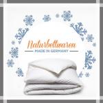 松软的枕头和被子 Frau-Holle 德国制造让冬天更美好!