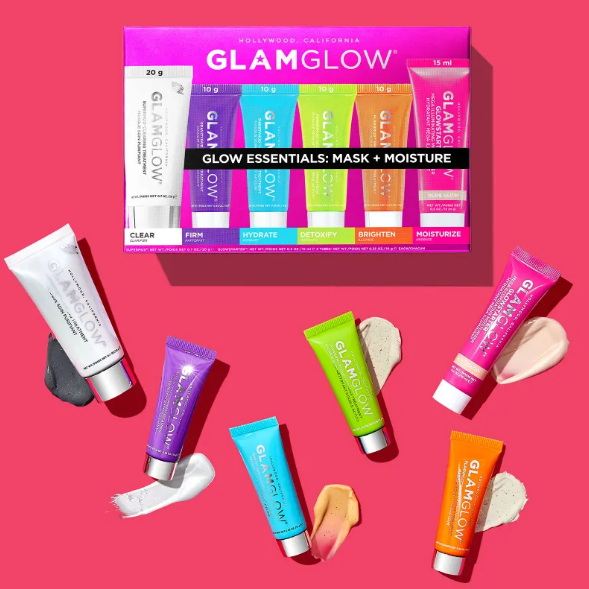 GLAMGLOW Glow Essentials Kit 面膜礼品套装