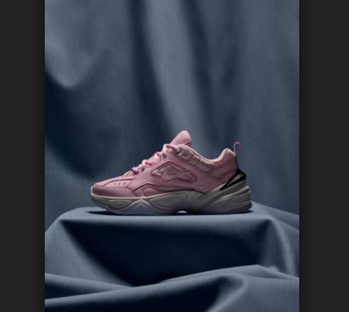 Nike wmns m2k tekno 老爹鞋 粉色