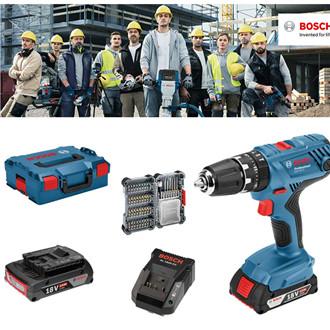 Bosch GSB 18-2-LI 家用多功能电动螺丝刀/电钻/冲击钻