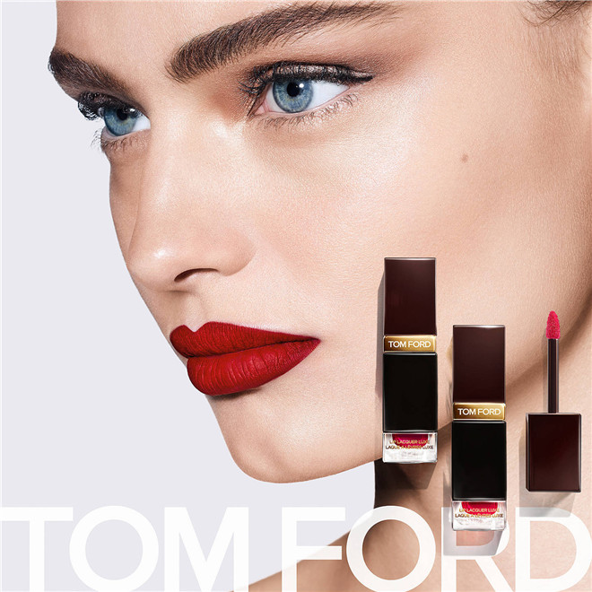 TOM FORD 又来抢钱!Lip Lacquer Luxe 乳霜唇萃