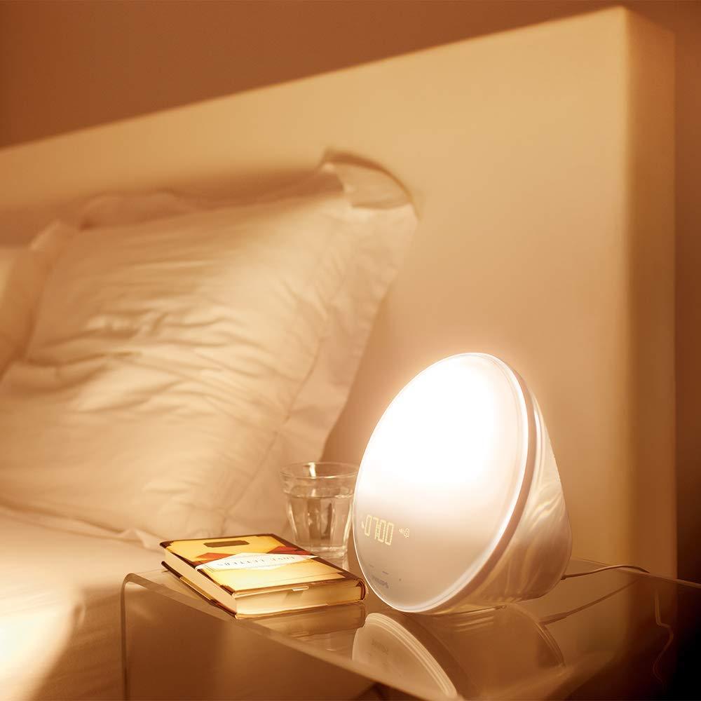 让你每天都在第一缕阳光中醒来 Philips HF3520/01 唤醒灯