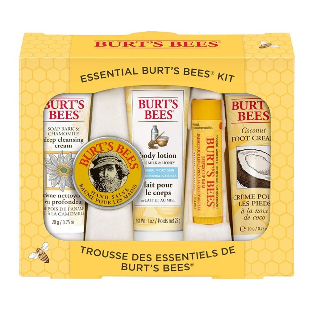 Burt's Bees 五件装小礼盒