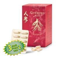 Ginseng-Fit-Kapseln 保健人参胶囊200粒装
