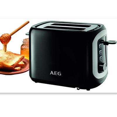 德国AEG Perfect Morning AT3300 7档控温隔热外壳 吐司机