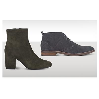 荷兰知名时装品牌 Mexx男女鞋履