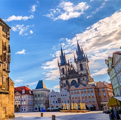 想领略东欧迷人风情 一定要去布达佩斯和布拉格喔!