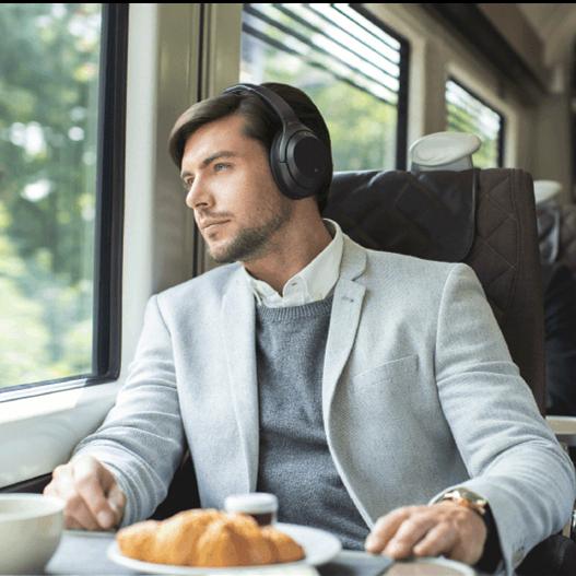 索尼SONY WH-1000XM3降噪耳机+Sony蓝牙小音箱