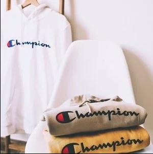 【直邮中国】今年春夏最火的卫衣T恤,Champion爆款热卖