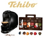 Tchibo Saeco Cafissimo胶囊咖啡机+送60个咖啡胶囊