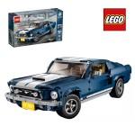 LEGO Ford Mustangs 60年代福特野马