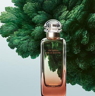 Hermès 花园家族暌违4年出新香-泻湖花园