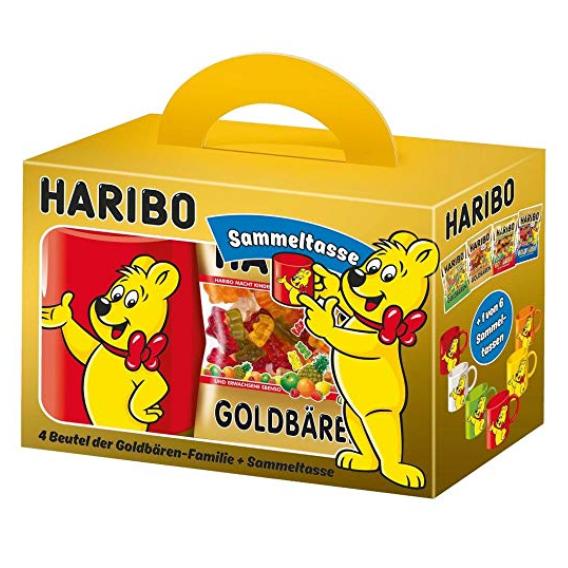HARIBO Geschenkpackung 礼盒装