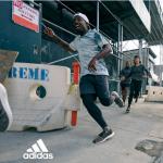 Adidas三个分场折扣中!
