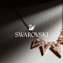 Swarovski 超貌美的手镯、项链、腕表买起来!