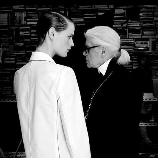 Style满满的老佛爷Karl Lagerfeld 男女装及配饰