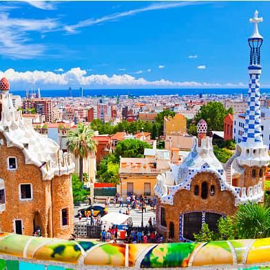Spanien und die Balearen 西班牙之旅