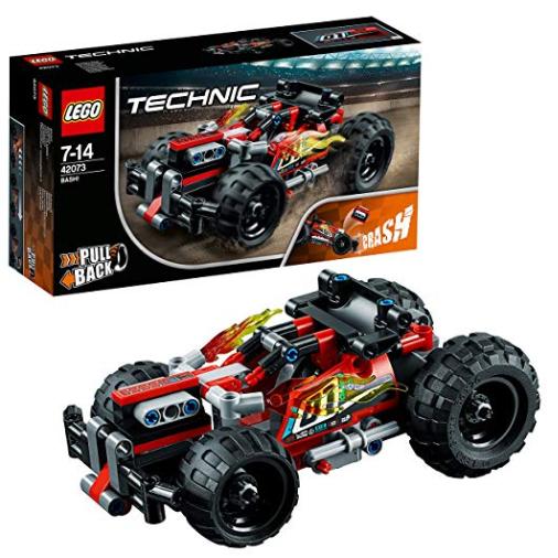 LEGO 乐高 机械组系列 高速赛车-火力猛攻 42073