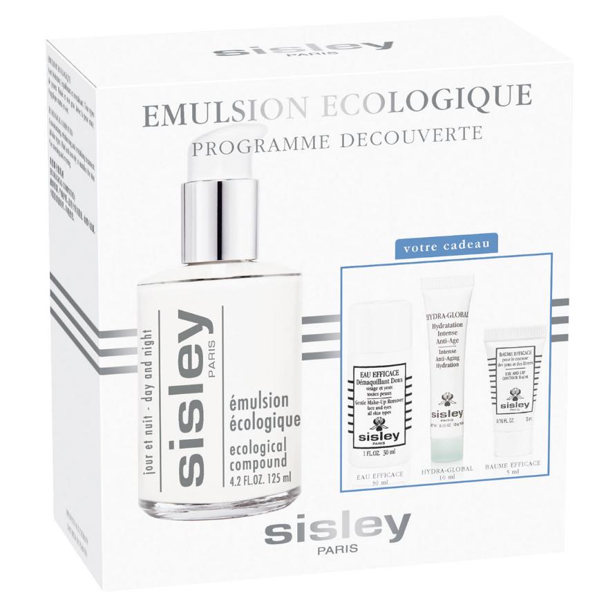 殿堂级植萃臻品 法国Sisley 全能乳液套装