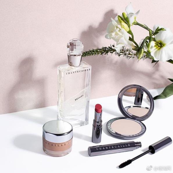 小S同款 心机裸妆必备 Chantecaille/香缇卡Compact Makeup清透粉饼