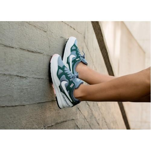 Nike耐克Wmns Air Span II ashen slate灰绿配色