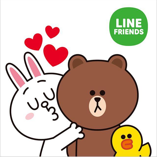 人气爆棚 Line Friends 周边热卖